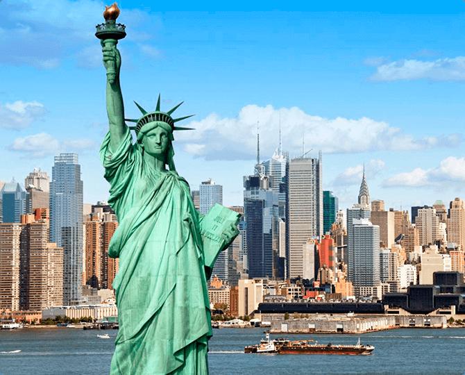 Морские перевозки в страны Северной и Южной Америки