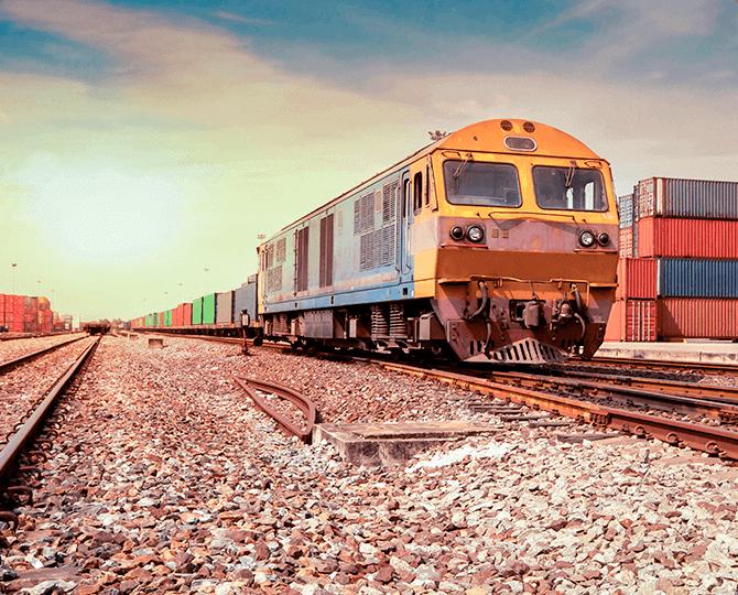 Прямые контейнерные поезда через пограничные переходы: Забайкальск / Наушки